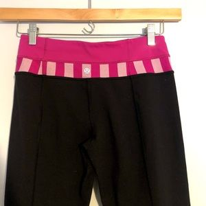 Lululemon Wide Leg Groove Pants